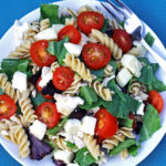 Chicken Garden Pasta Salad