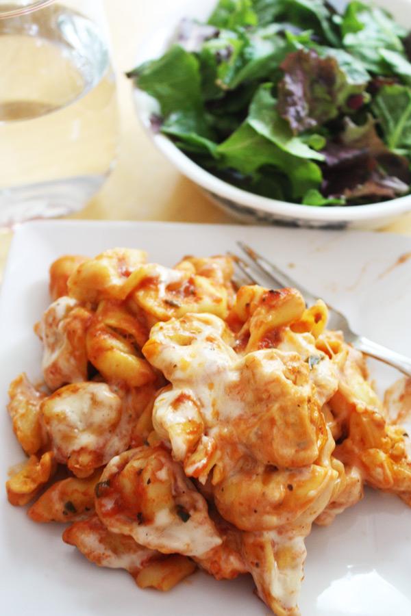 tortellini dinner