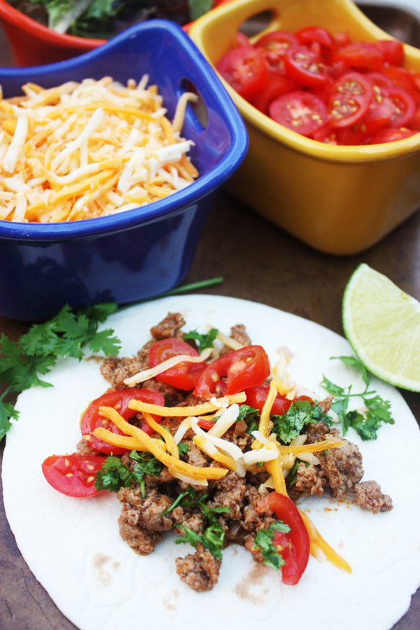 homemde tacos