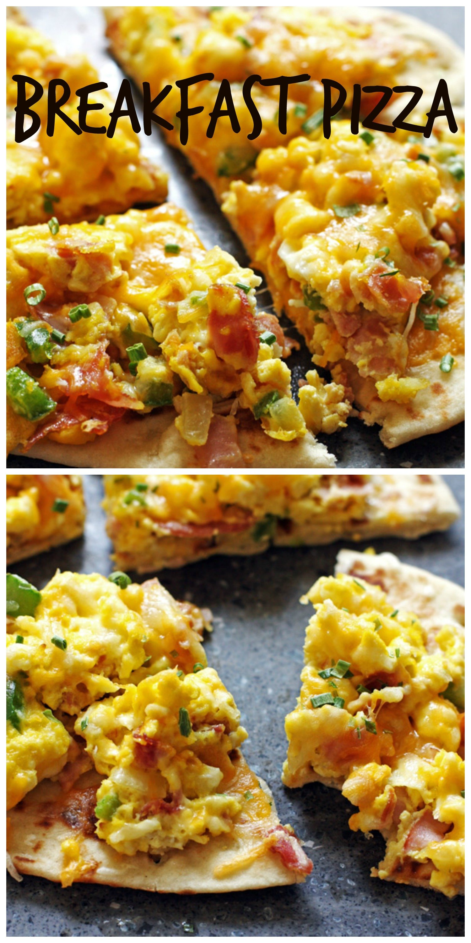 Breakfast Pizza Jeannie S Tried And True Recipes
