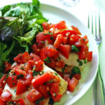 Grilled Brushetta Chicken