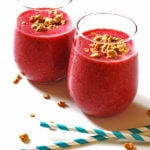 Berry Granola Smoothie