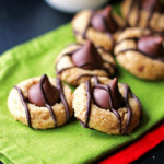 Peanut Butter Kiss Cookie