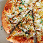 Buffalo Chicken Wing Pizza, Dinner, Pizza