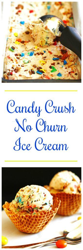 Candy Crush No Churn Ice Cream