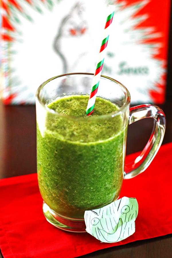 Grinchy Green Smoothie