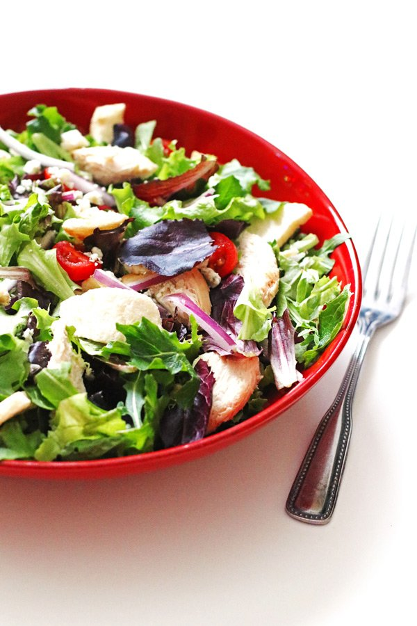 Fuji Apple Chicken Salad Copycat Panera Bread