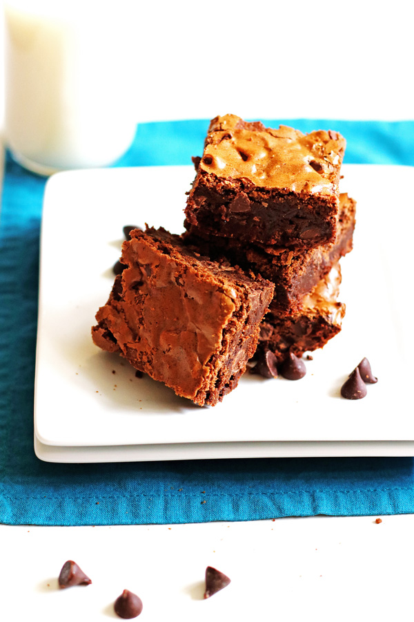 These Ultimate Chocolate Brownies are delicious and easy to make. They can be used for a great April Fools joke too!