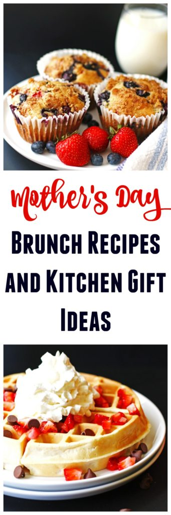 Delicious recipes to make mom on her special day.